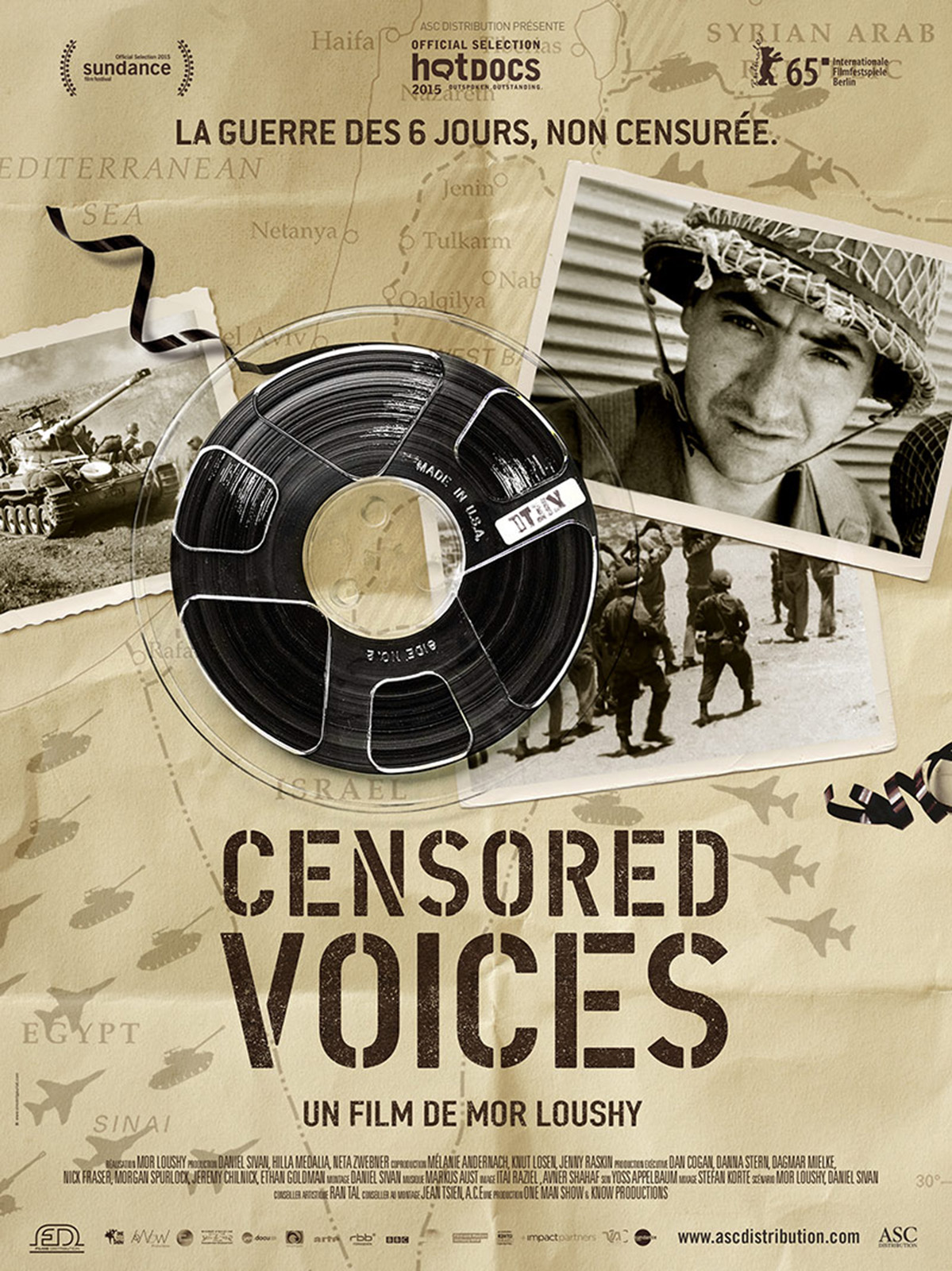 Censored voices film complet streaming vf mobile for Film marocain chambre 13 en streaming