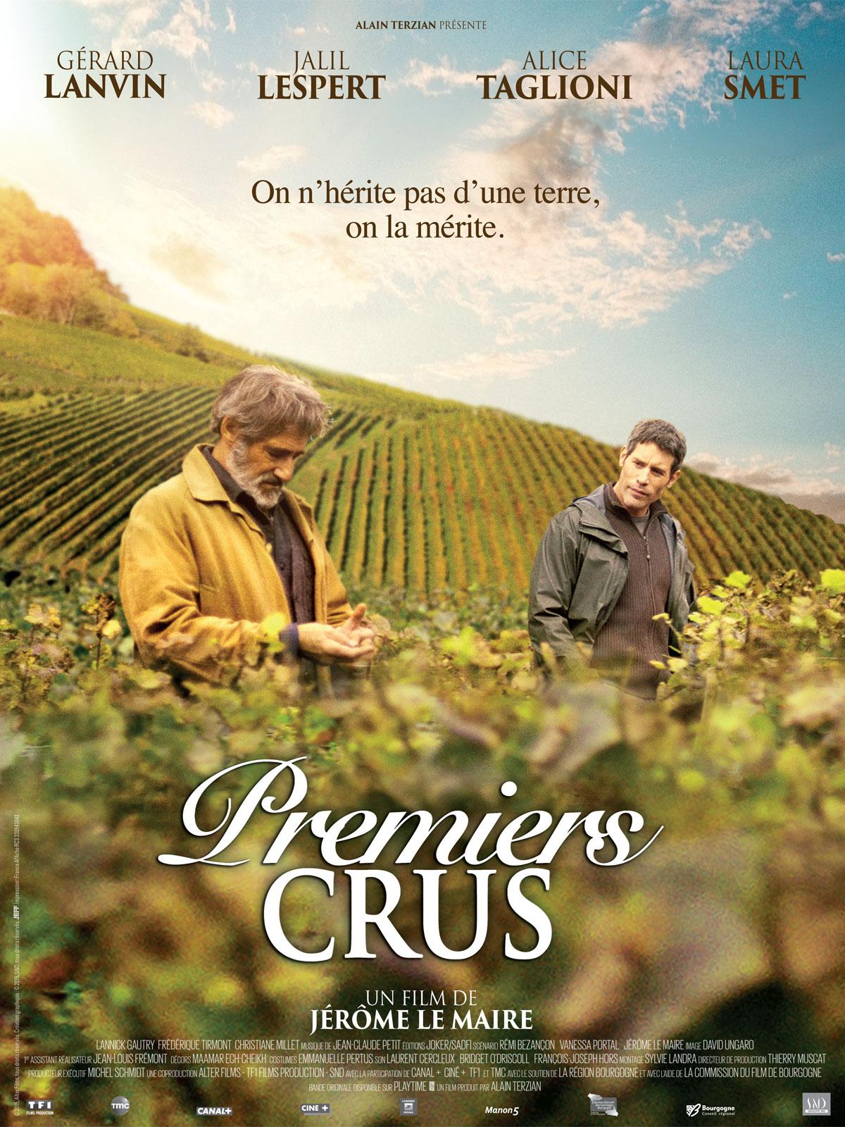 Regarder film Premiers crus streaming
