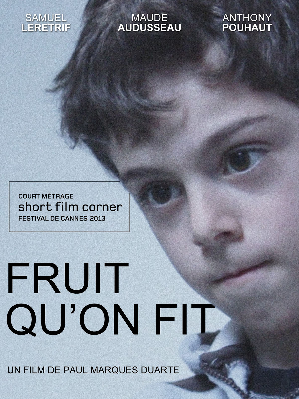Fruit qu'on fit French