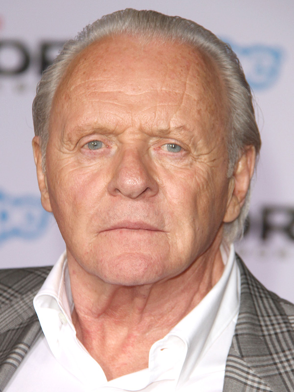 Anthony Hopkins - AlloCiné Anthony Hopkins