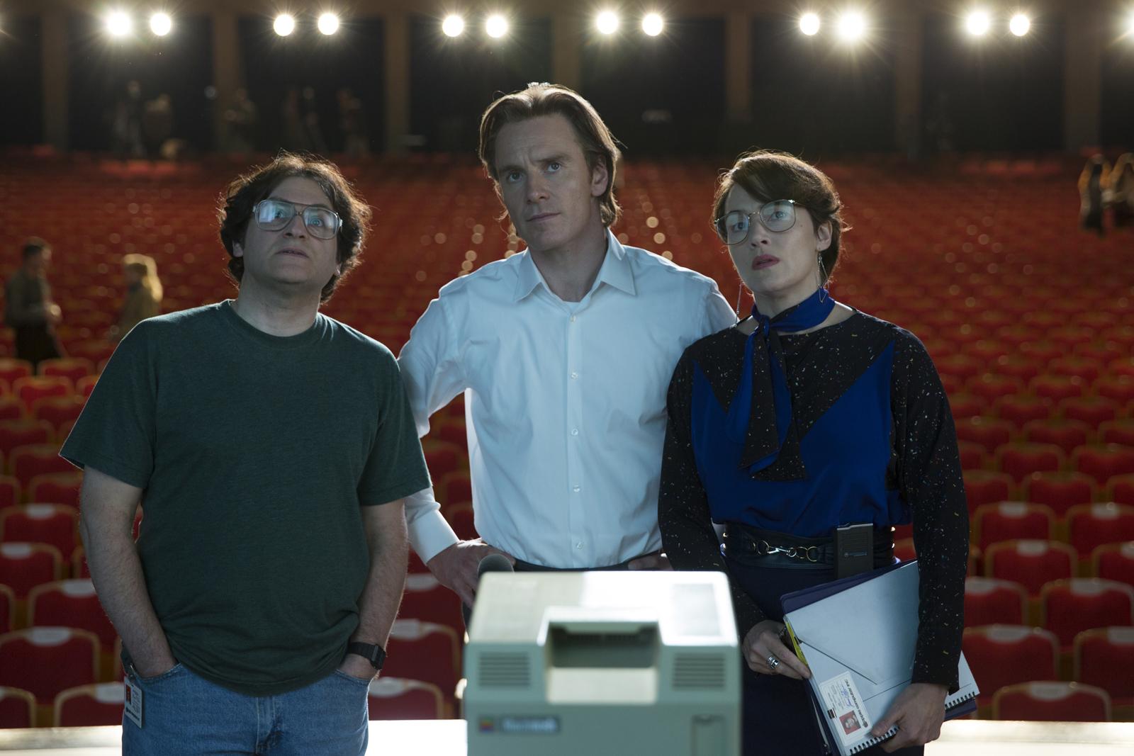 Steve Jobs : Photo Kate Winslet, Michael Fassbender, Michael Stuhlbarg