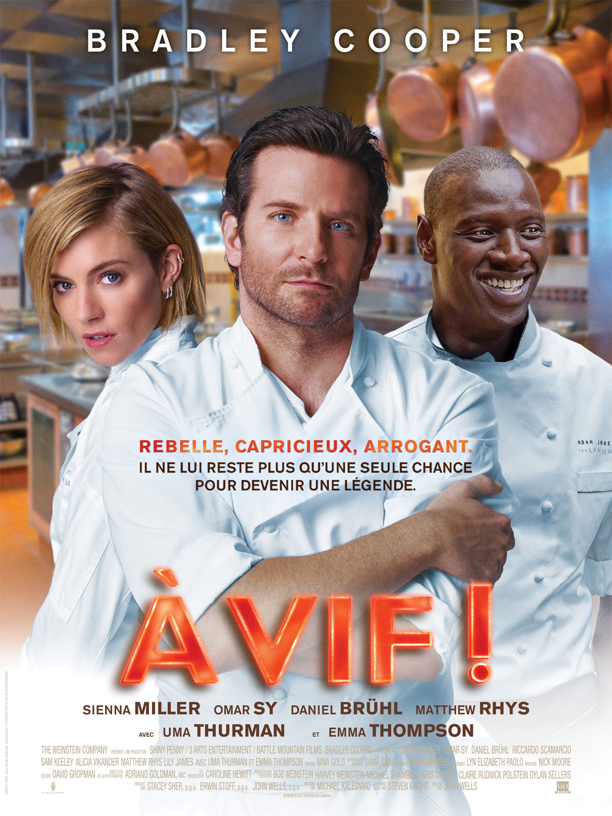 a vif ! - film 2015 - allociné
