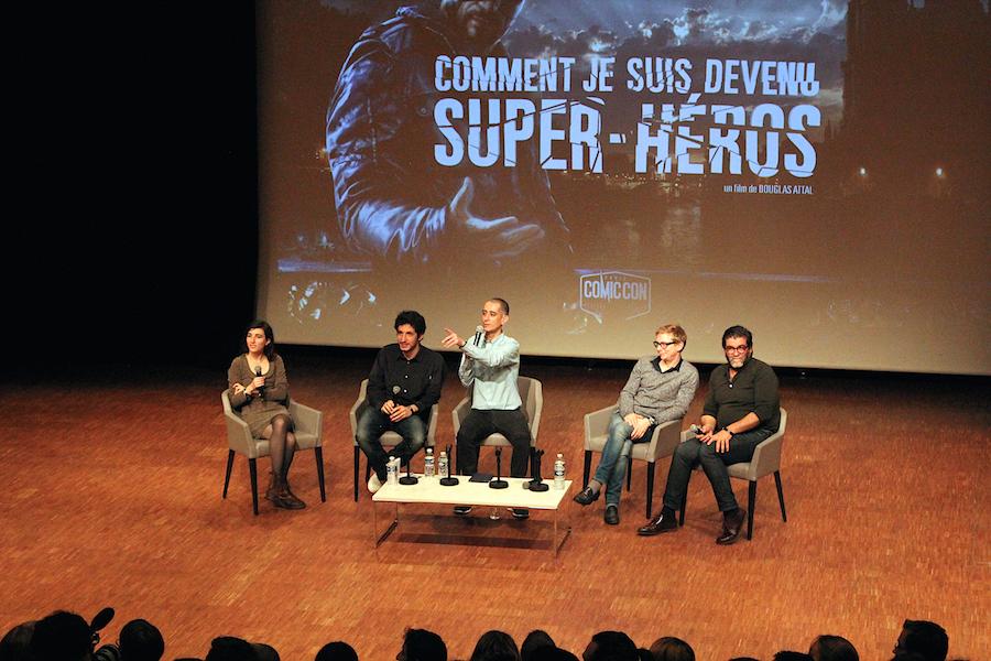 Comment je suis devenu super héros : une date de sortie pour