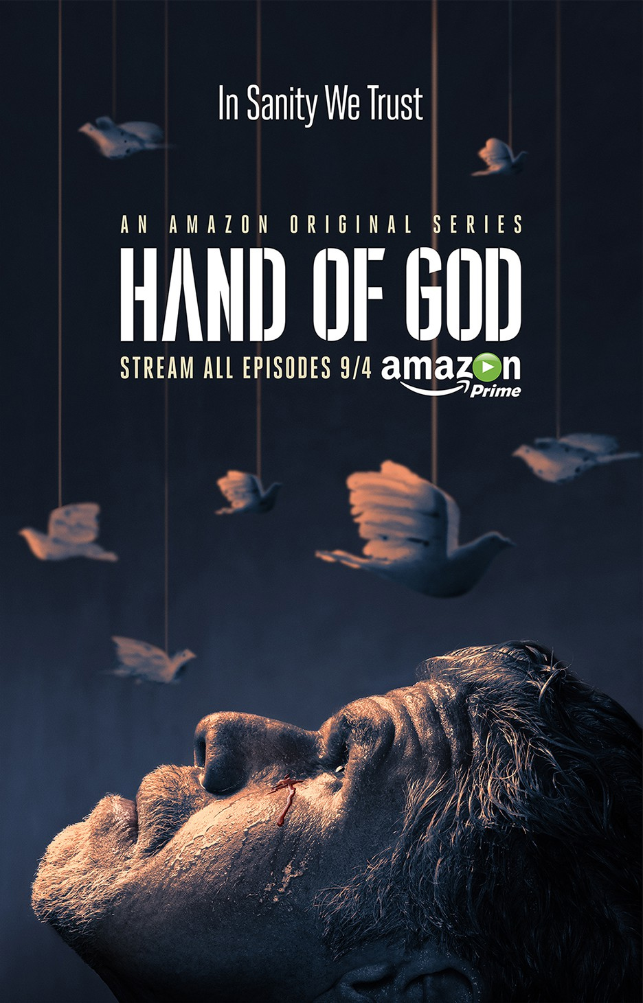 Hand of God streaming