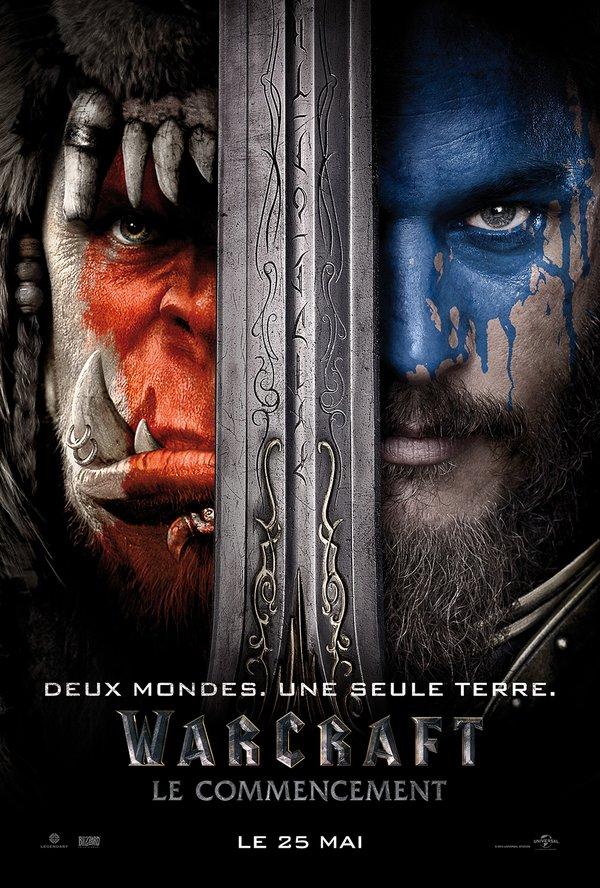 GWarcraft : Le commencement Blu-ray 3D