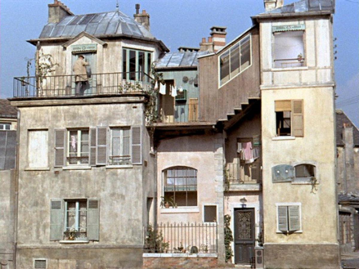 Photo De Jacques Tati Mon Oncle Photo Jacques Tati
