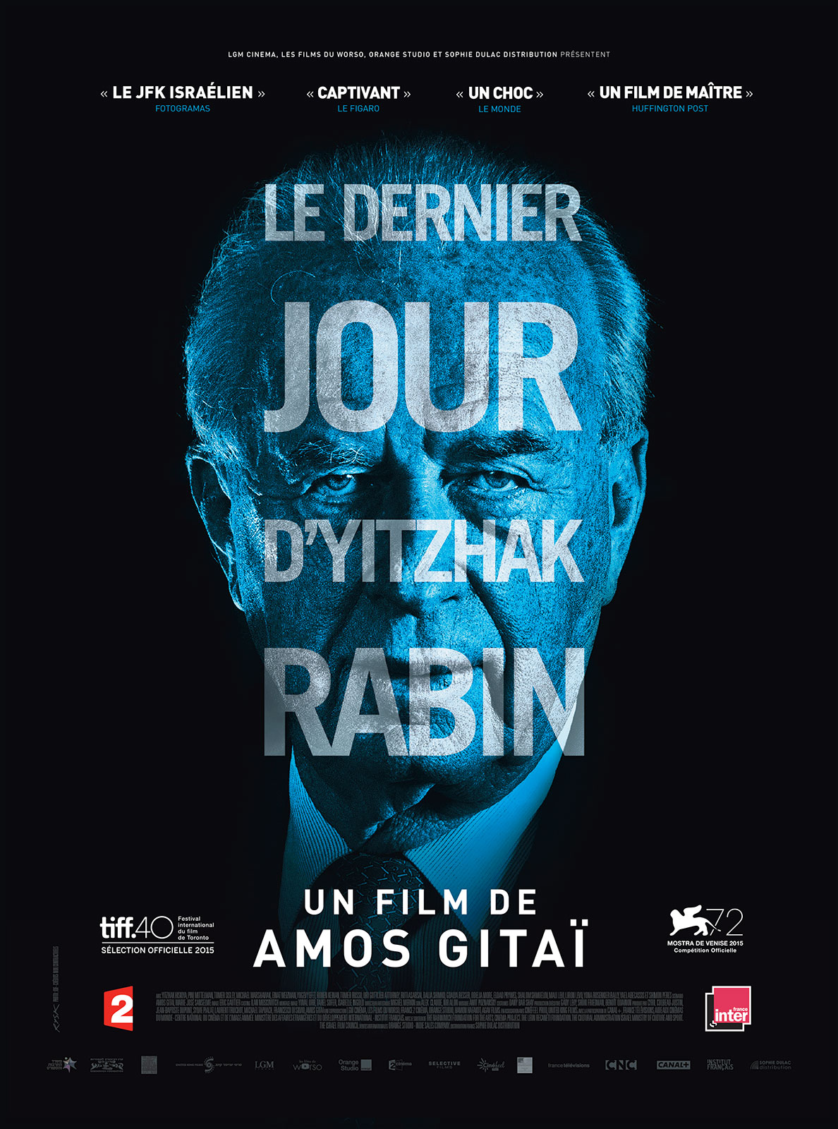 Le dernier jour d yitzhak rabin film 2015 allocin - Dernier jour de solde ...