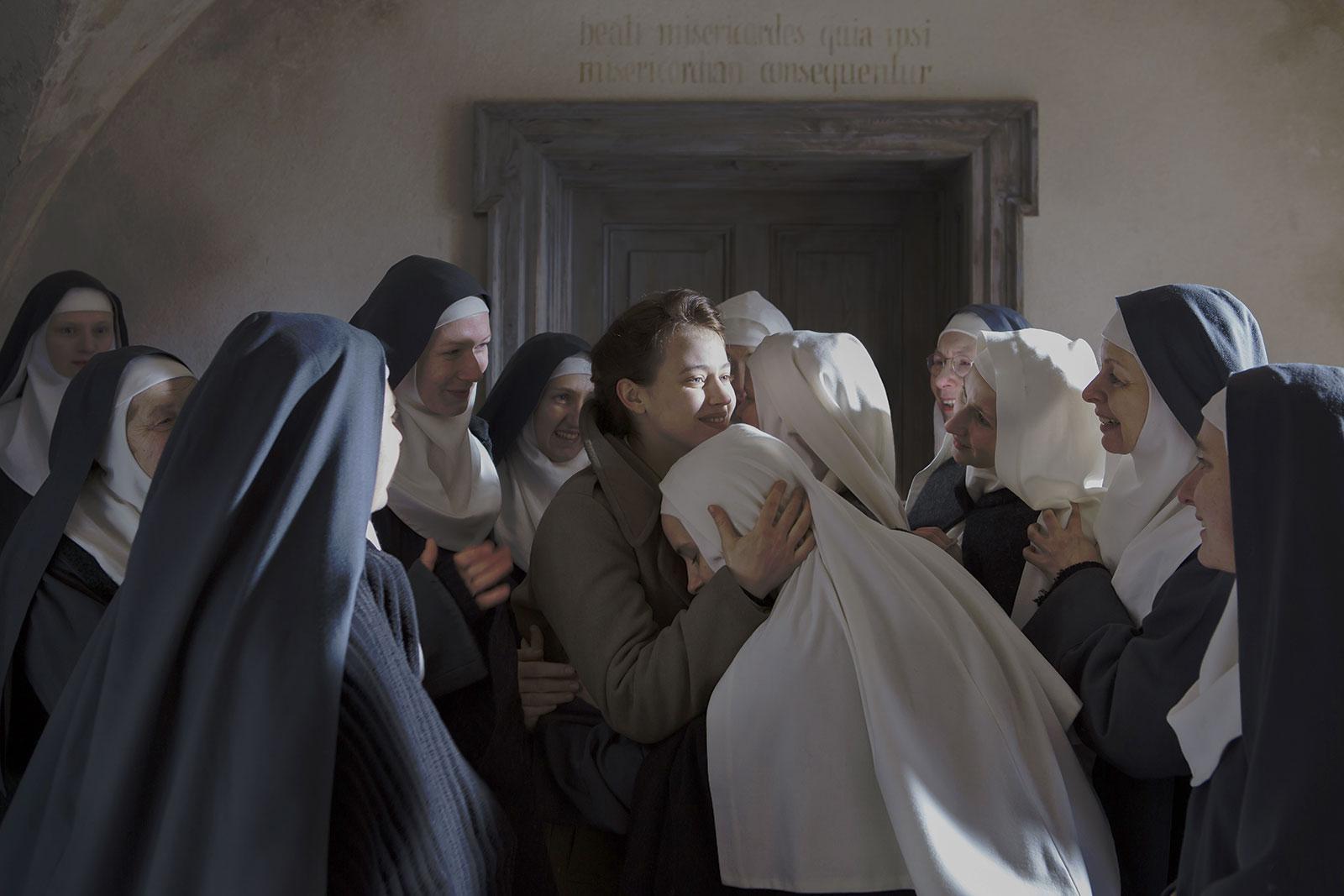 Les Innocentes : Photo Lou de Laâge