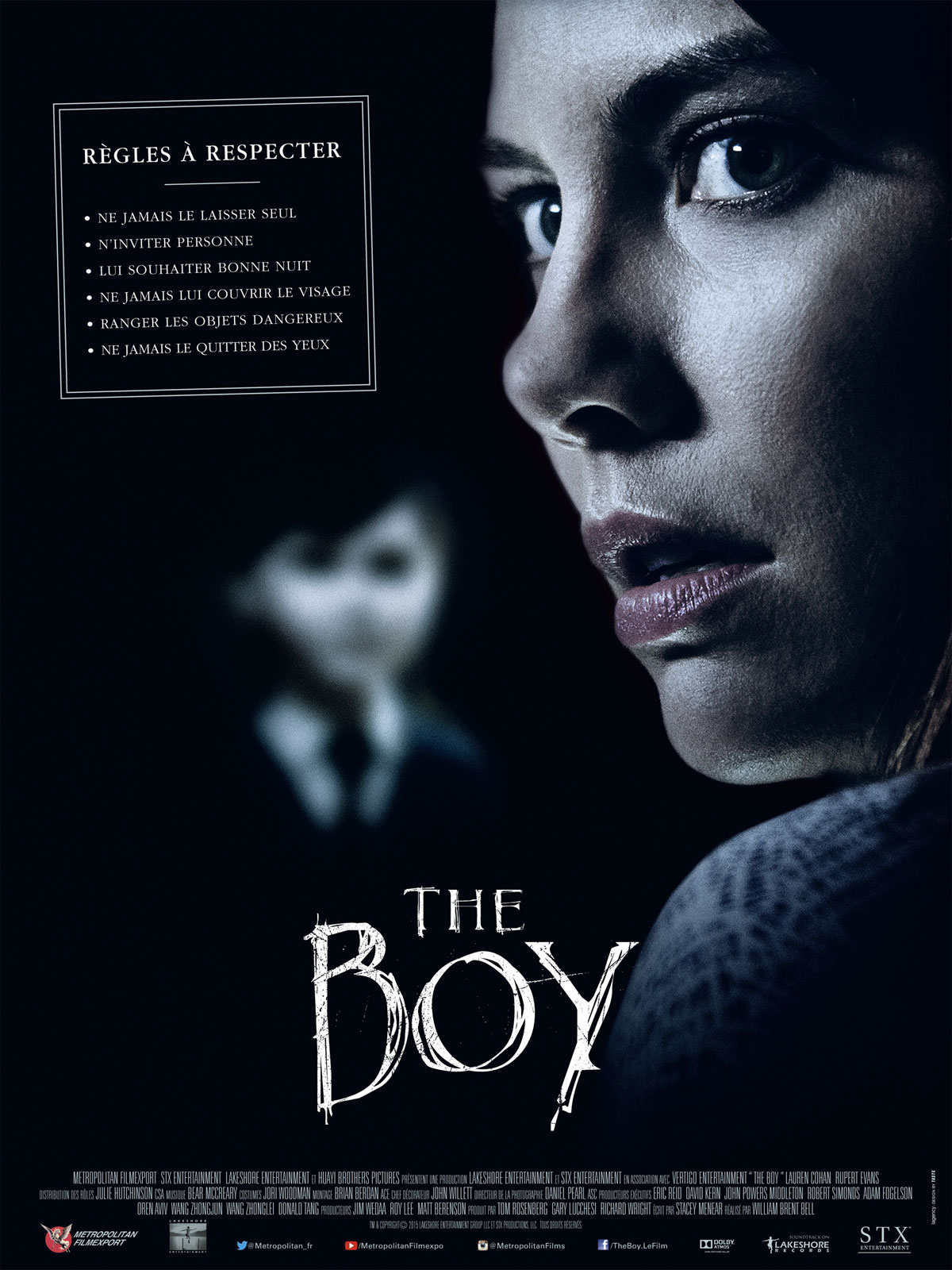 The Boy streaming