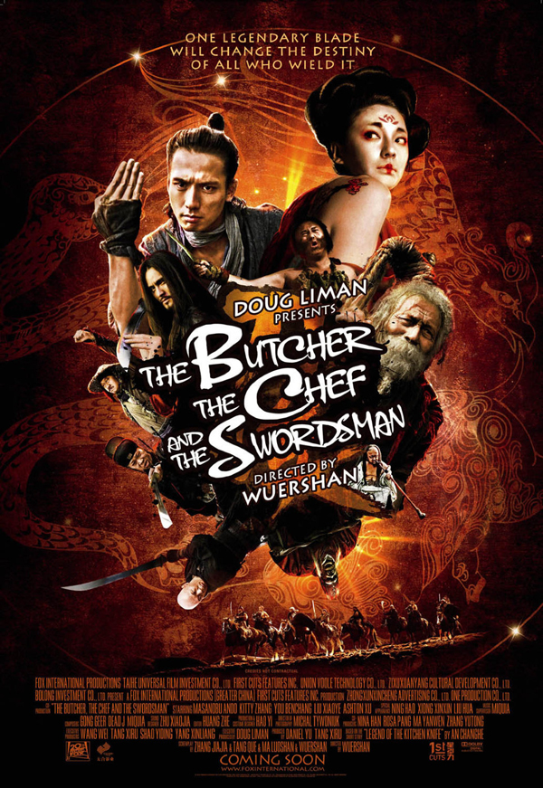 The Butcher, the Chef and the Swordsman Streaming HD TRUEFRENCH