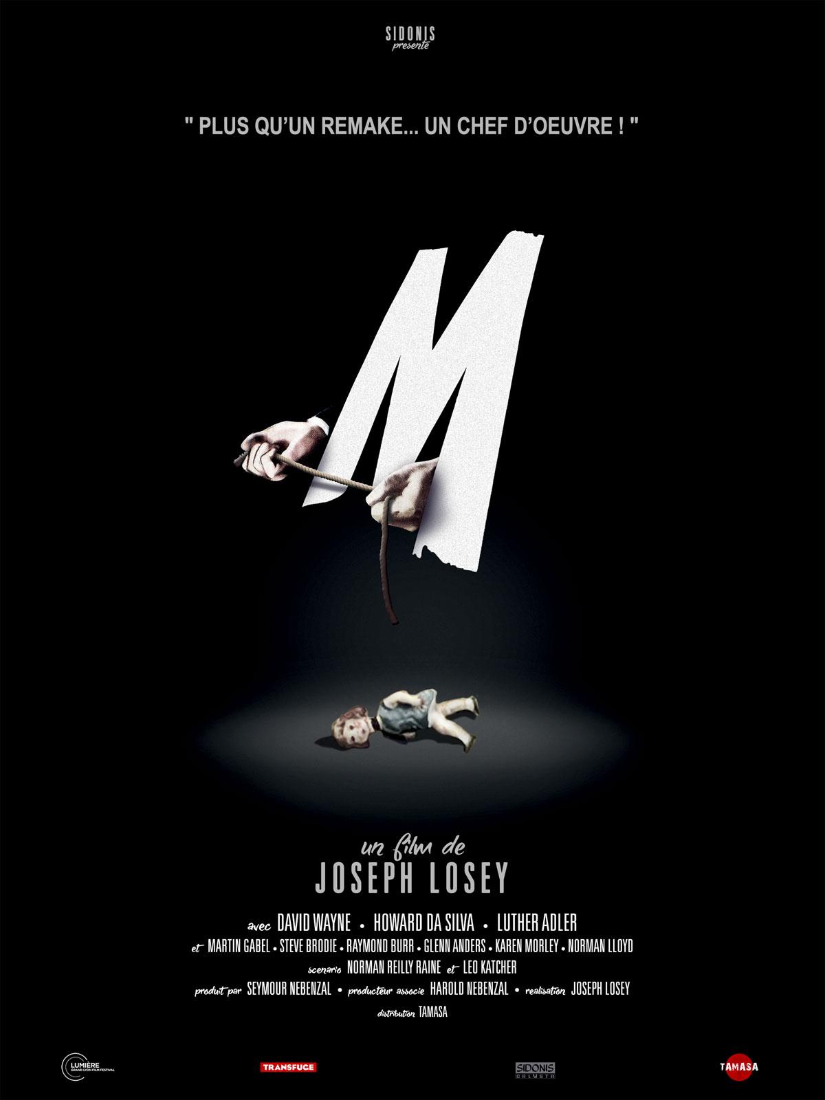 joseph losey les films