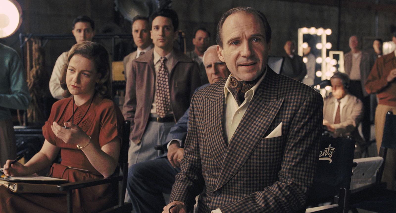 Ave César ! Ralph Fiennes