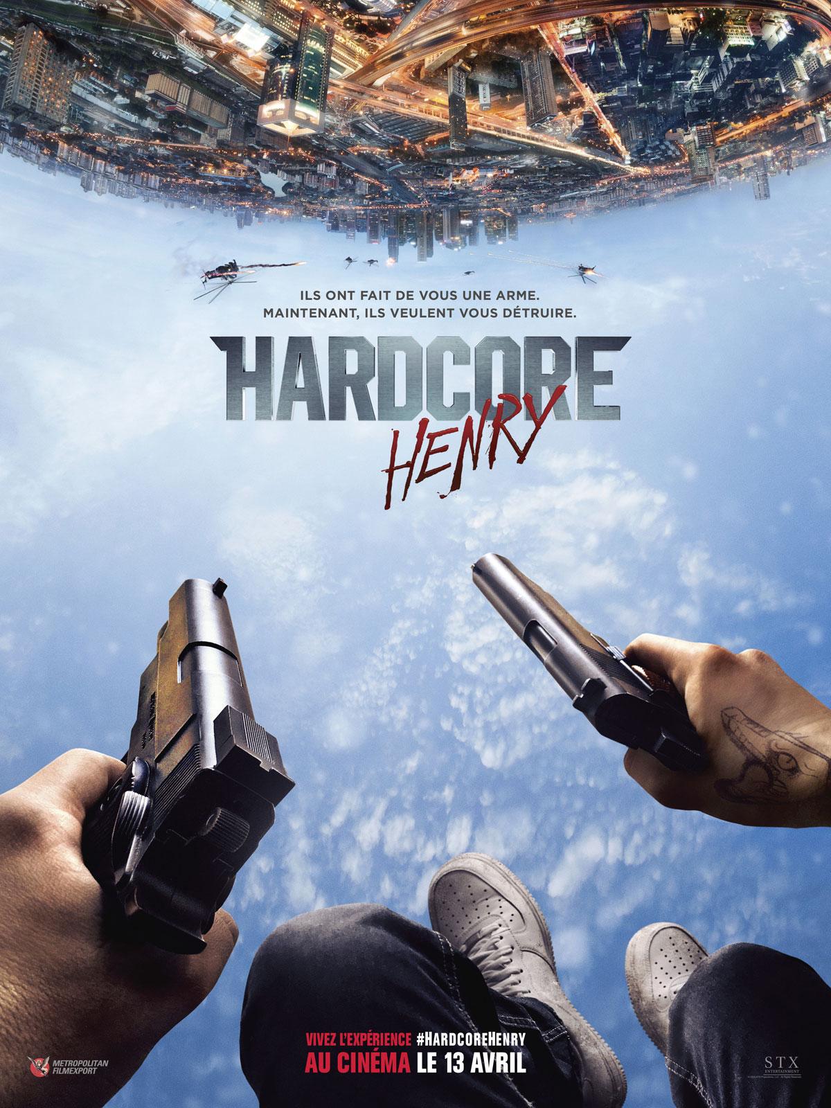 Hardcore Henry ddl