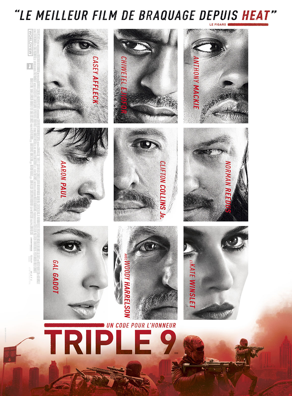 Triple 9 streaming