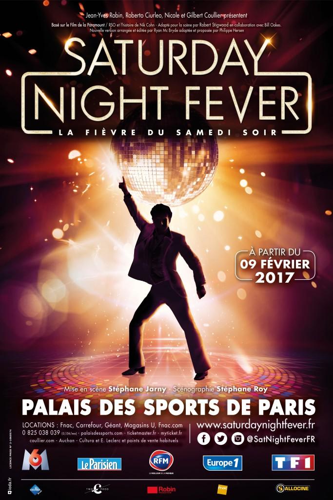 Saturday Night Fever - La Fièvre du samedi soir : le spectacle musical [SPONSORISE] Streaming HDRIP 1080p