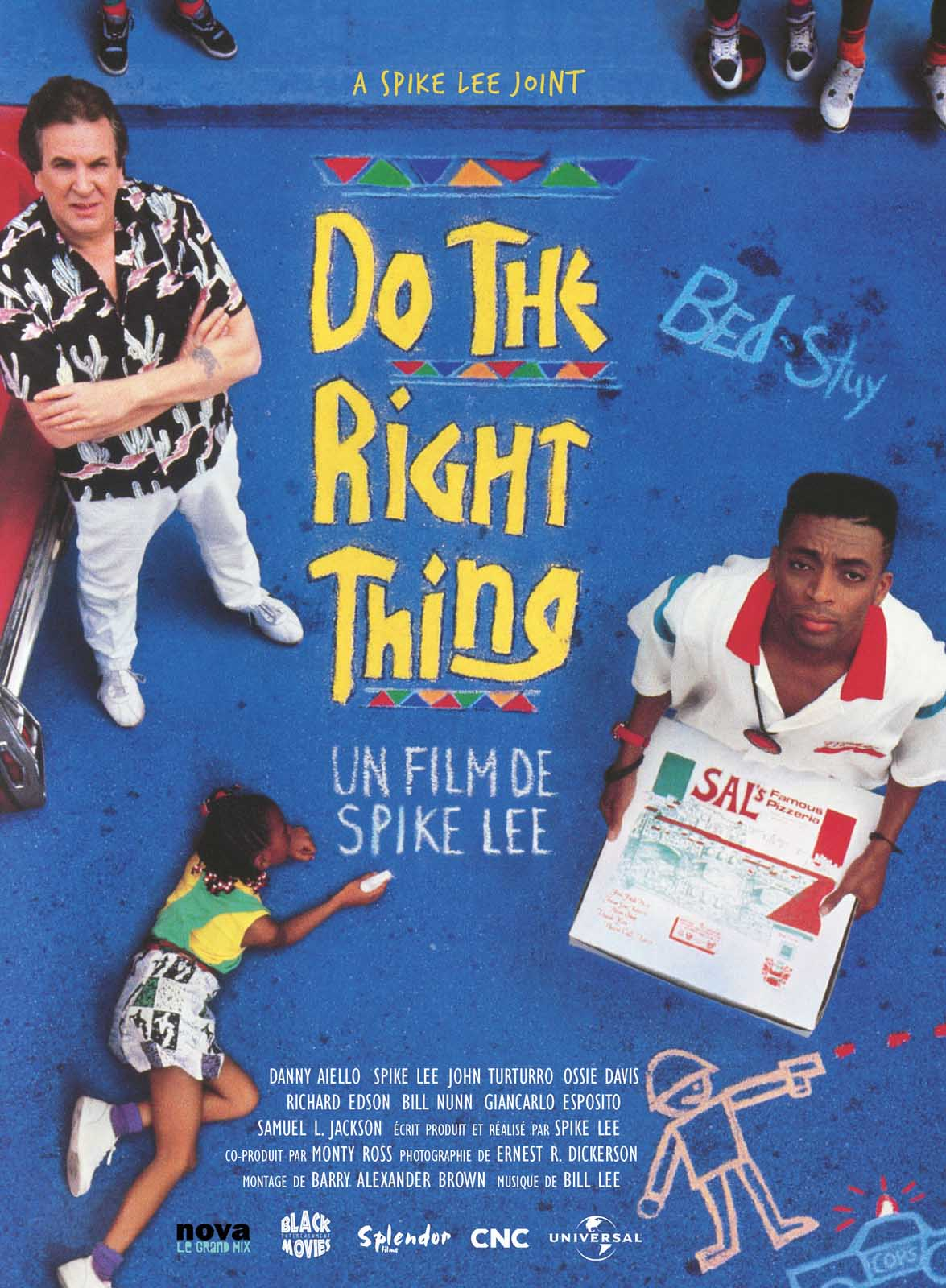 do the right thing - movie essays Do the right thing essay examples an essay on obey or disobey: the right thing to do an analysis of the racism in the movie do the right thing directed by.