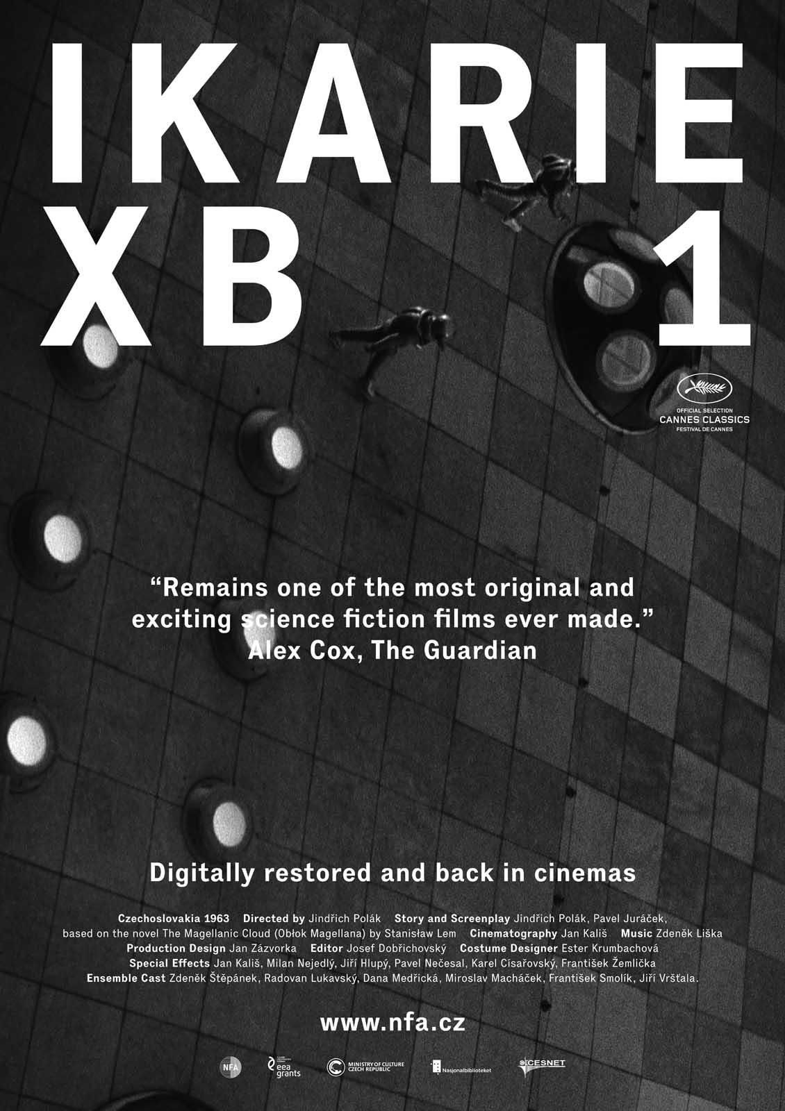 Ikarie XB 1 affiche