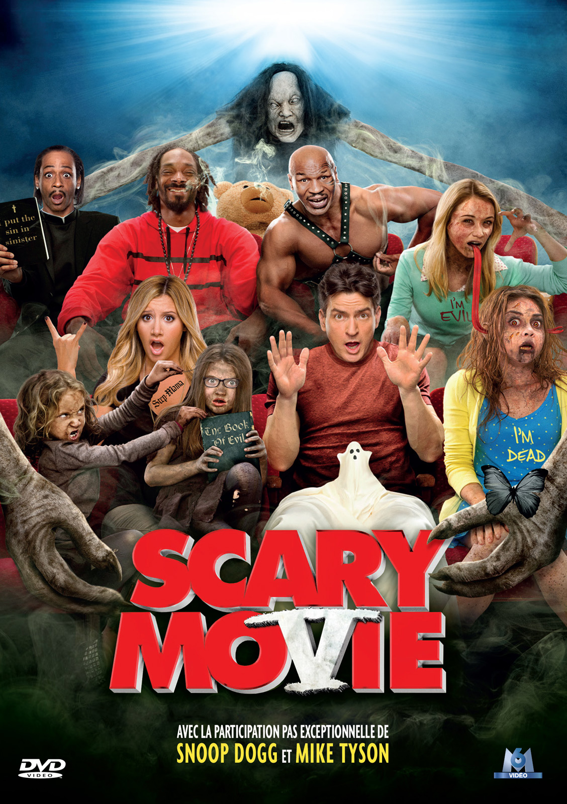 Critique Du Film Scary Movie 5 Allocine