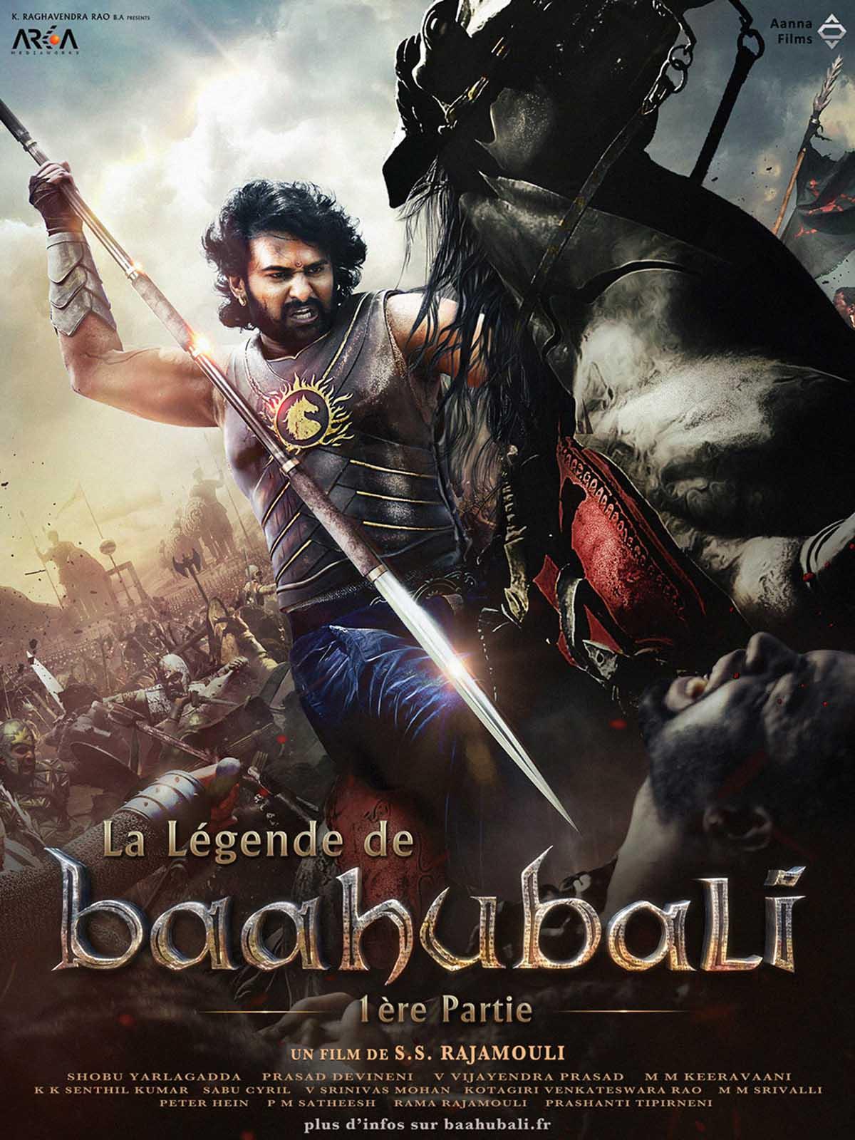 la légende de baahubali 1ère partie