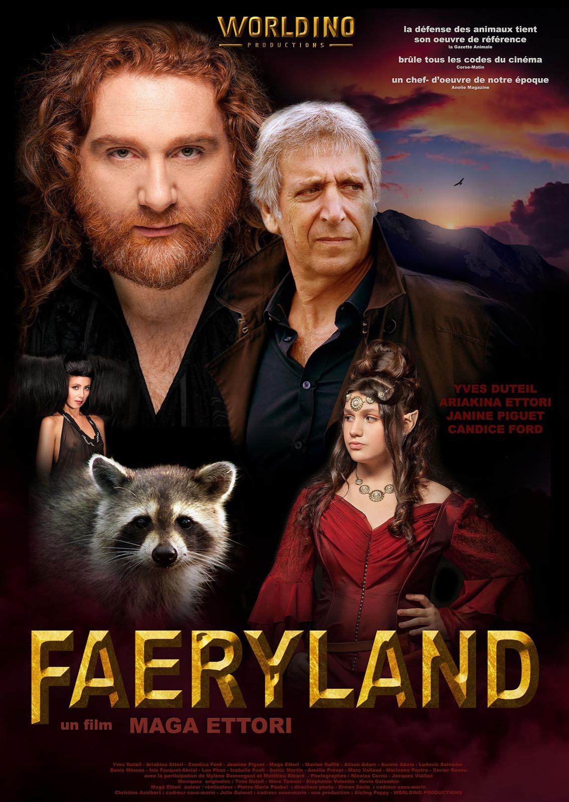 Faeryland streaming