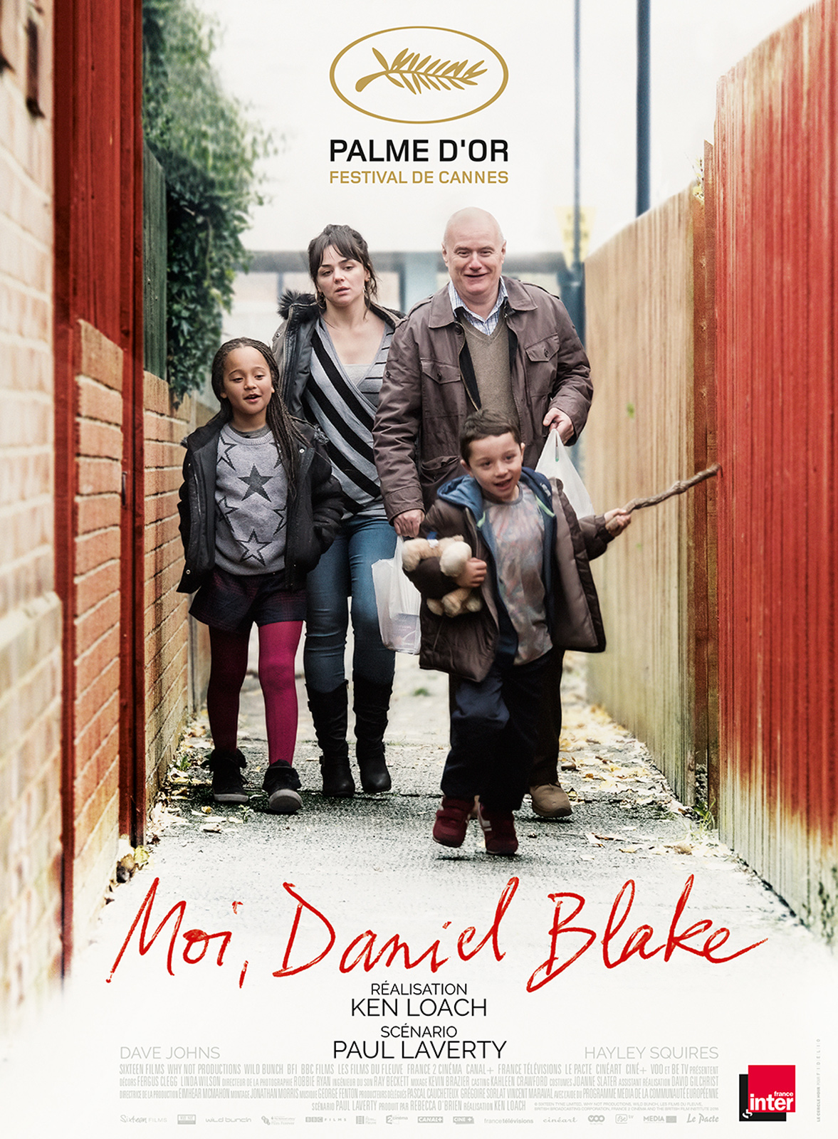 Moi, Daniel Blake Français BDRiP