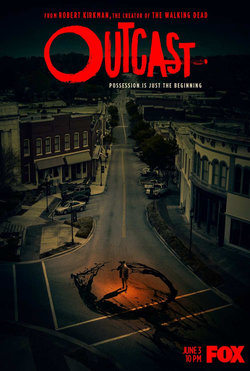 Outcast - saison 2 Complete [10/10] FRENCH | HD 720p