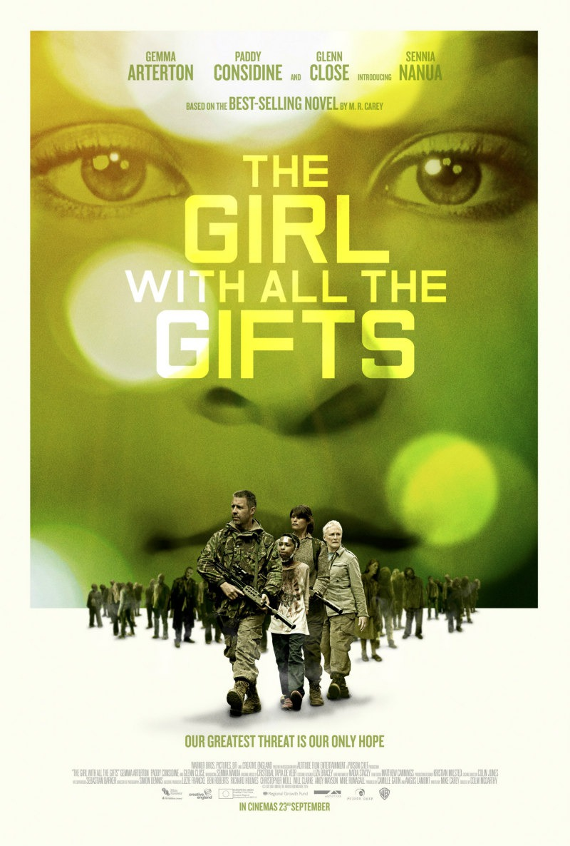 The Girl With All The Gifts streaming