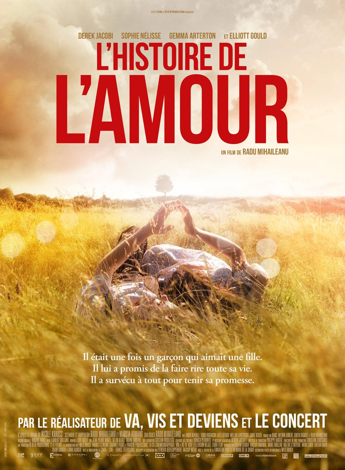 L 39 histoire de l 39 amour film 2016 allocin - L histoire de l architecture ...