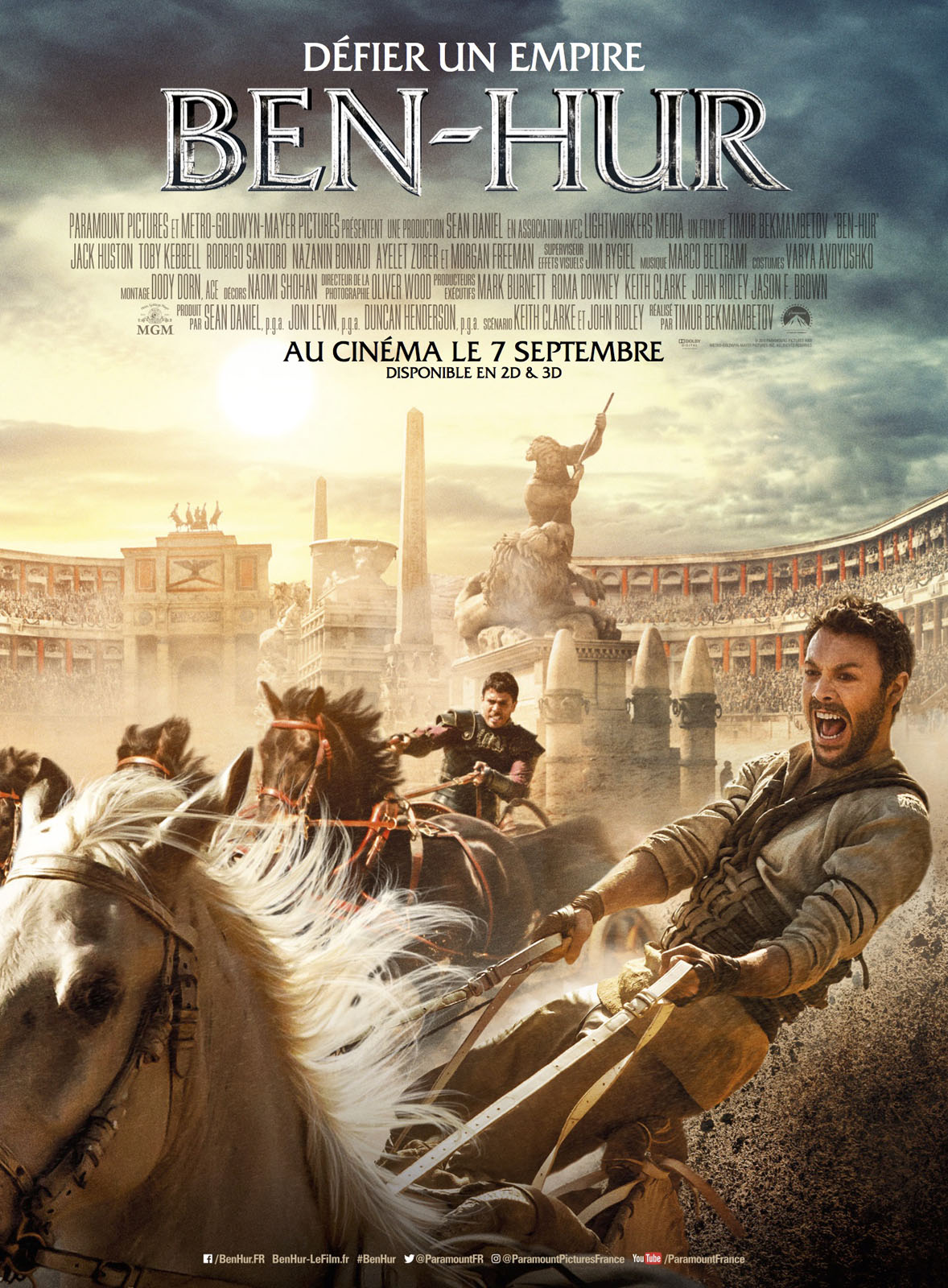 Ben-Hur - film 2016 streaming