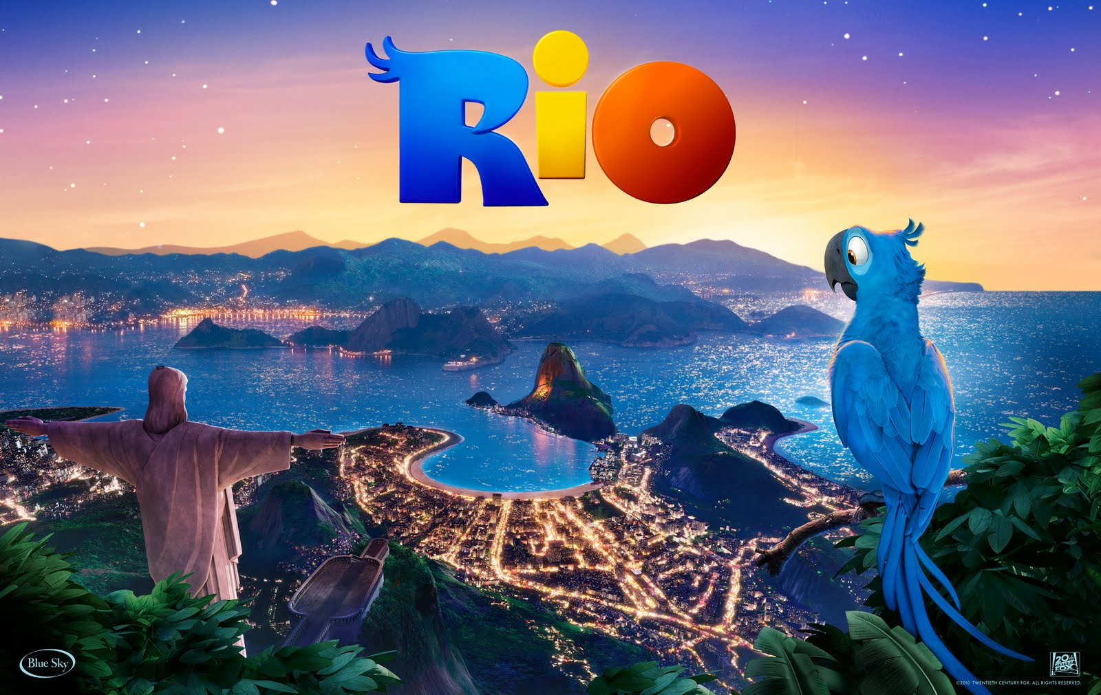 Photo promotionnelle du film Rio - Photo 1 sur 1 - AlloCiné