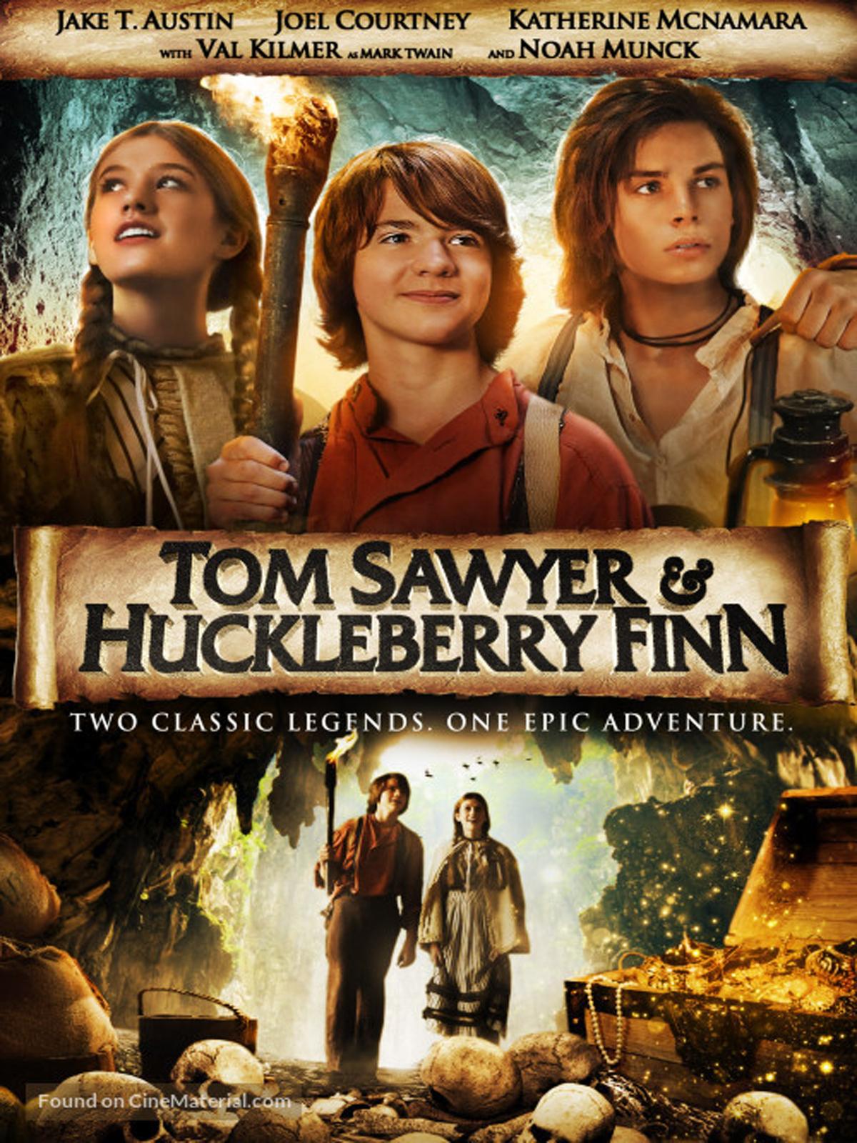 Tom Sawyer & Huckleberry Finn 2014