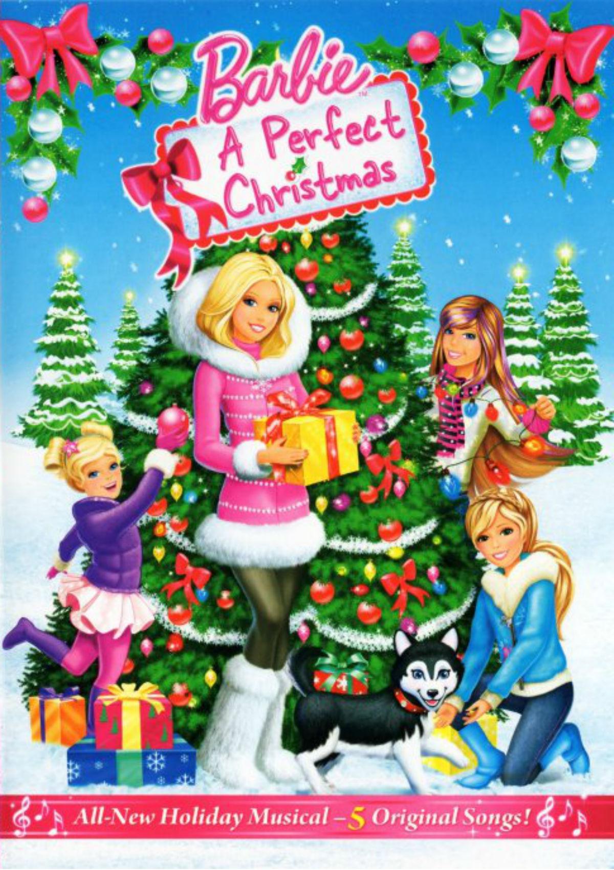 Barbie merveilleux no l film 2011 allocin - Un merveilleux noel barbie ...