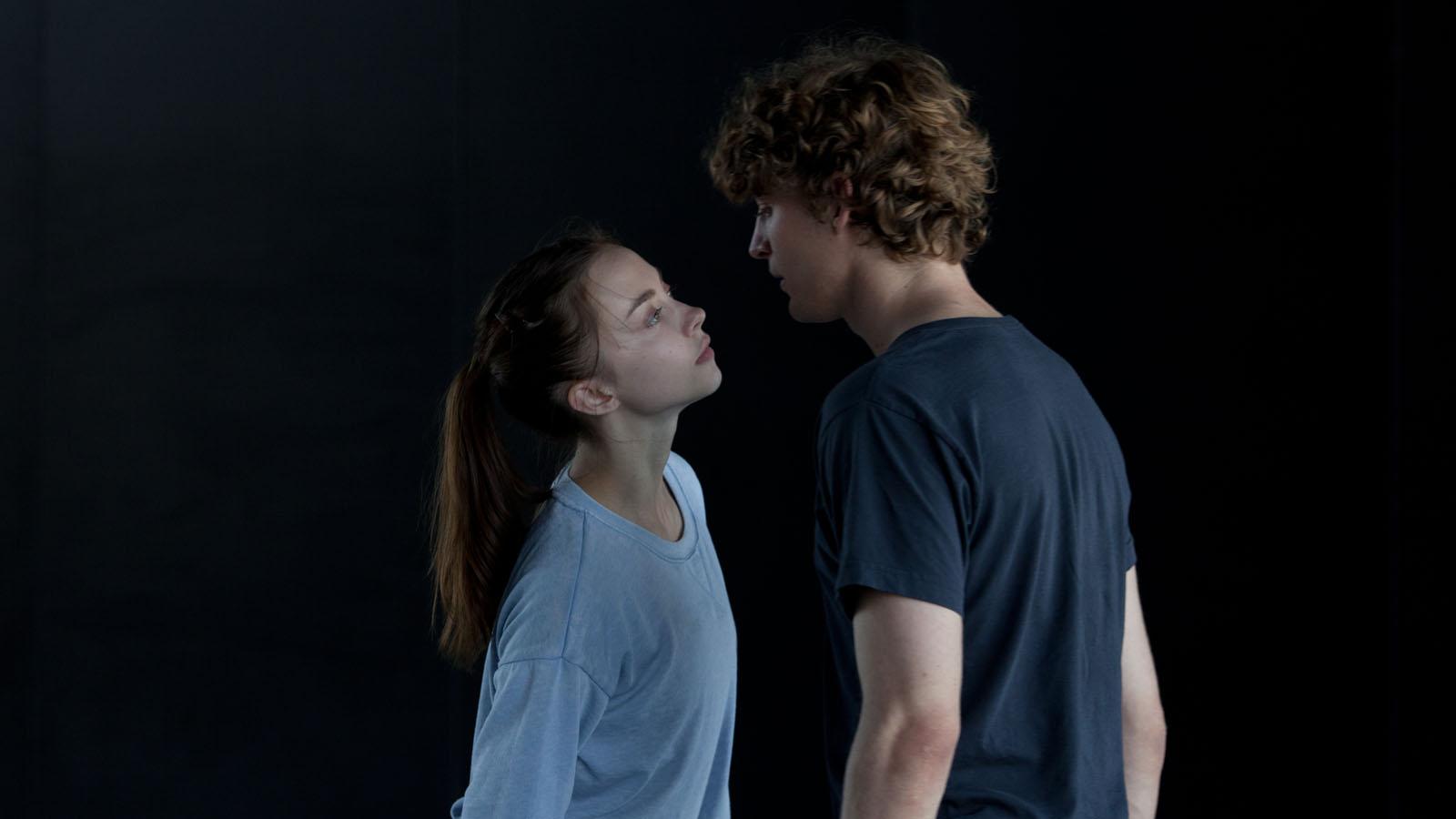 ... danser sa vie : Photo Anastasia Shevtsova, Niels Schneider ...