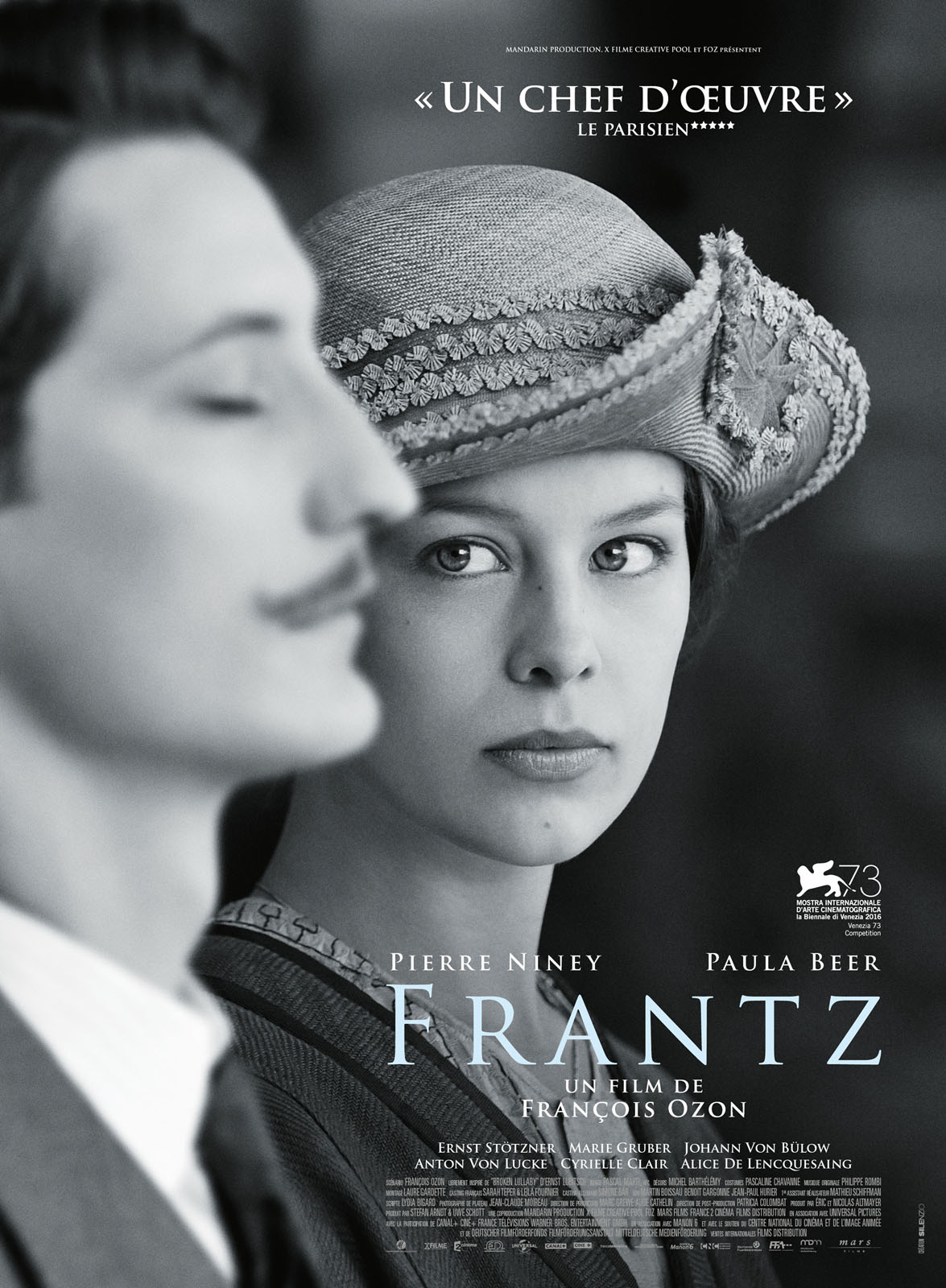 François Ozon throughout frantz - film 2016 - allociné