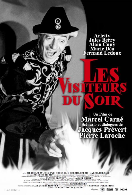 Les Visiteurs du soir film 1942 AlloCiné