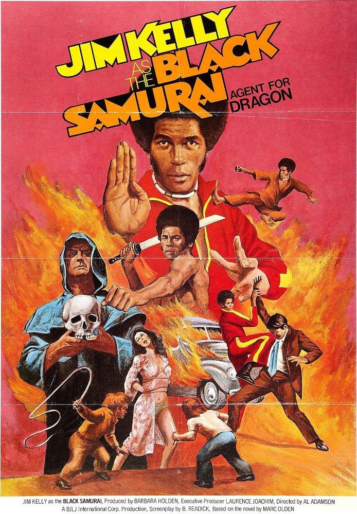 Black Samurai streaming