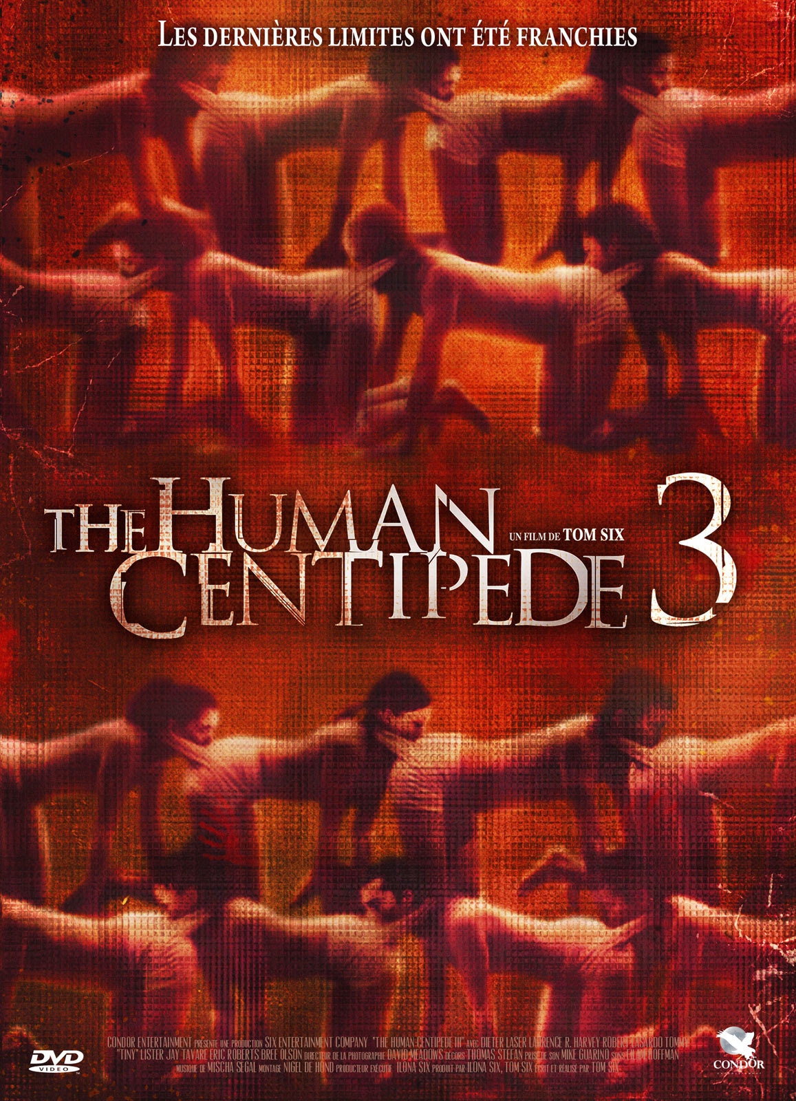 The Human Centipede III (Final Sequence) ddl