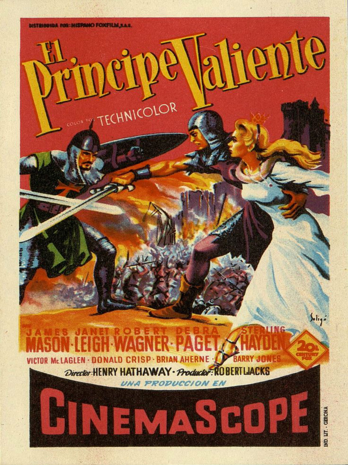 Prince Valiant streaming