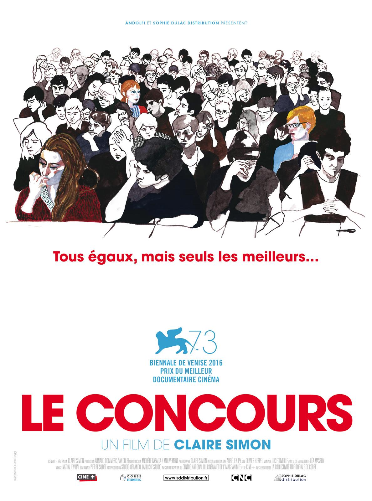 f39c23f08bd Le Concours - film 2016 - AlloCiné