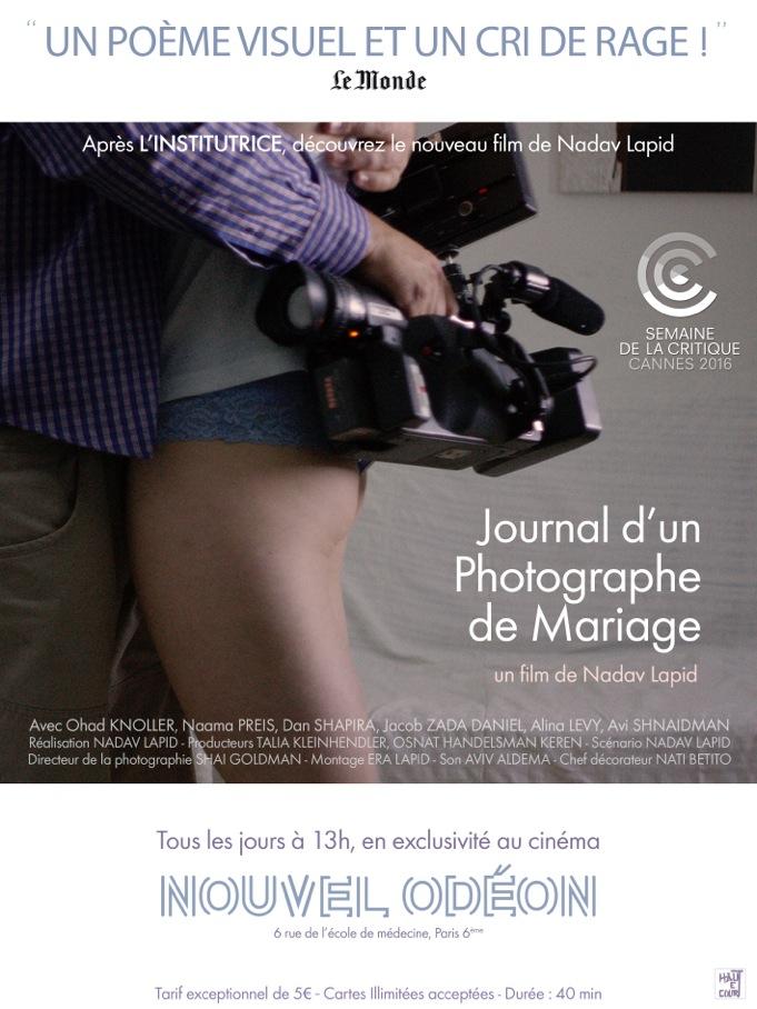 telecharger Journal d'un photographe de mariage BDRIP 1080p