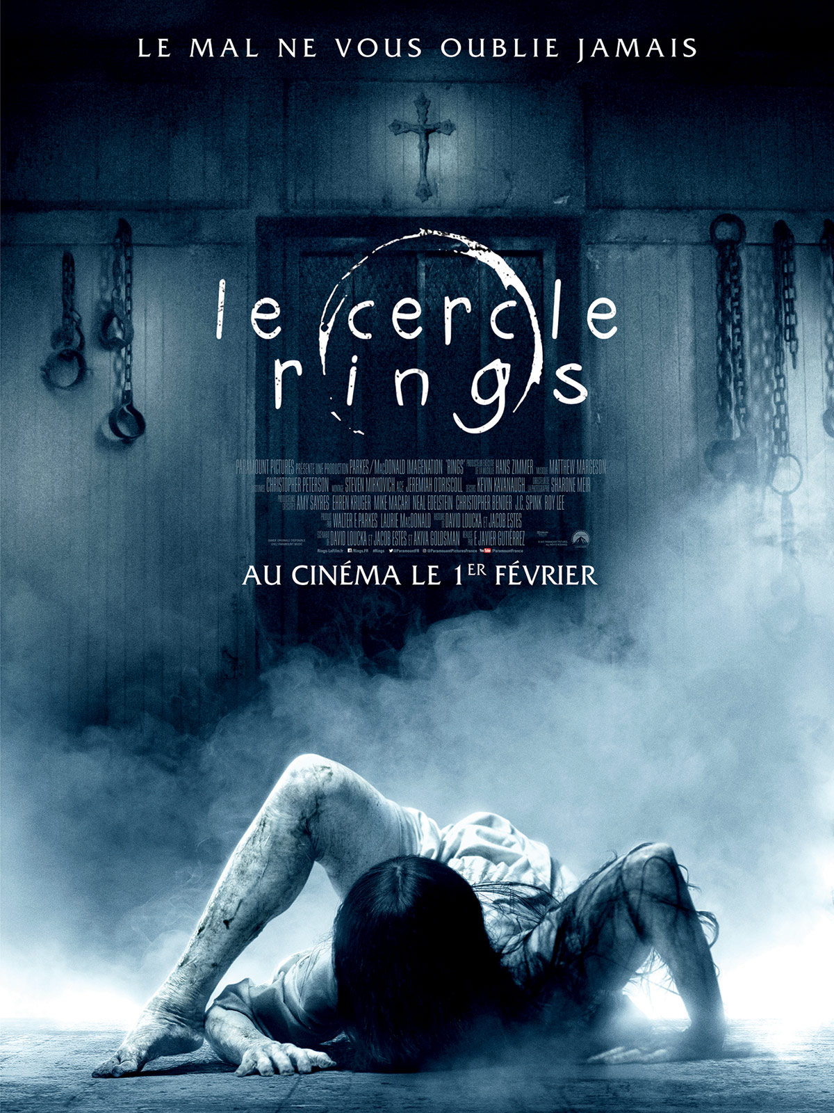 Le Cercle   Rings Qualité Blu Ray 720p   FRENCH