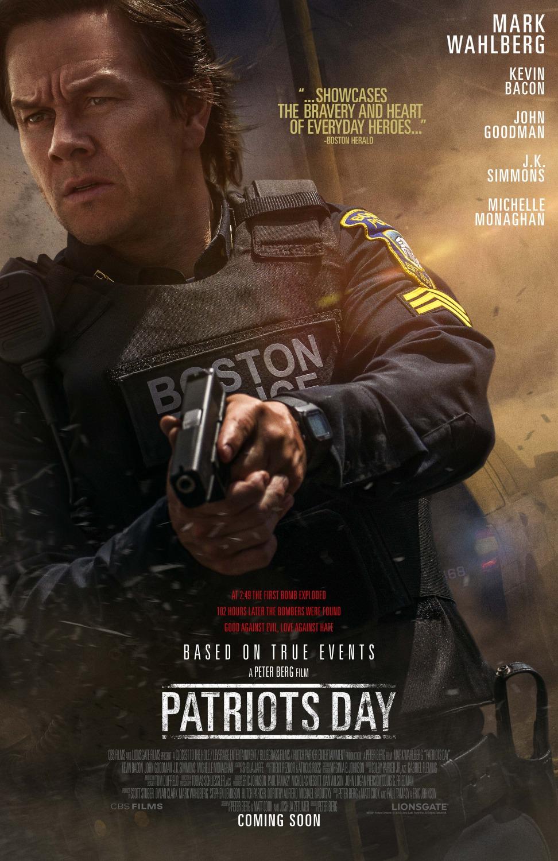 Affiche du film Traque à Boston - Affiche 2 sur 9 - AlloCiné