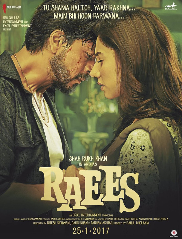 telecharger Raees HDLight Web-DL
