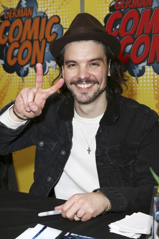 Photos de andrew lee potts allocin for Chambre 1408 allocine