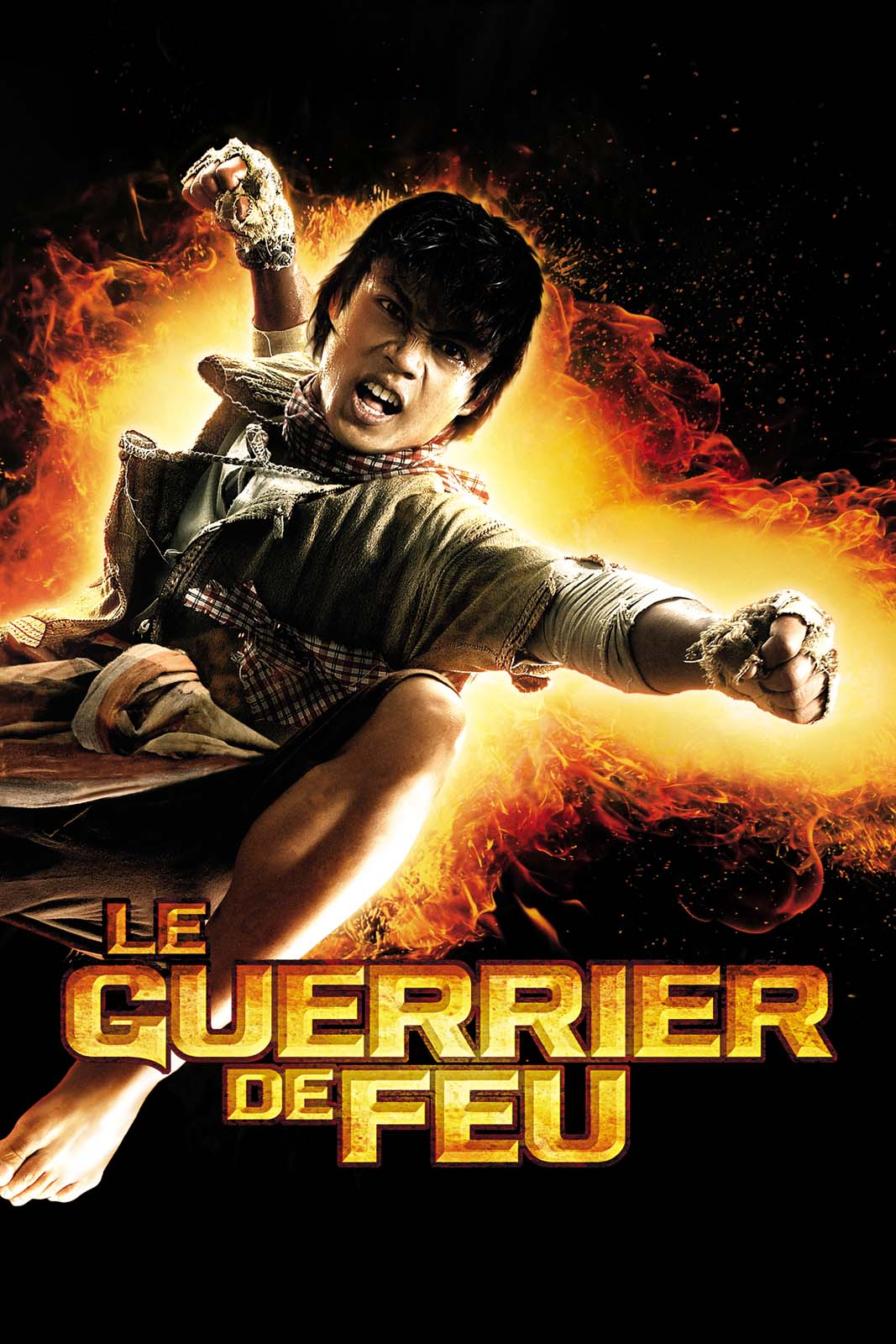 Le Guerrier de feu streaming