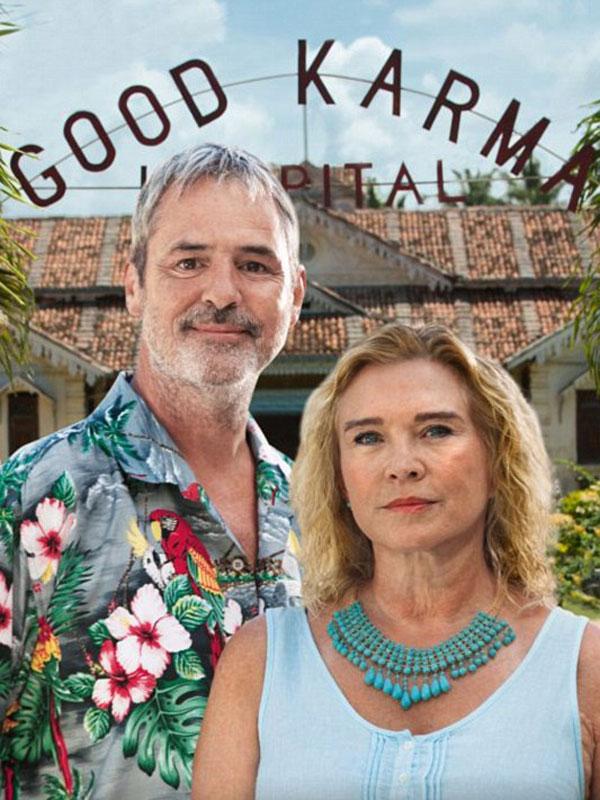 Affiche de la série The Good Karma Hospital