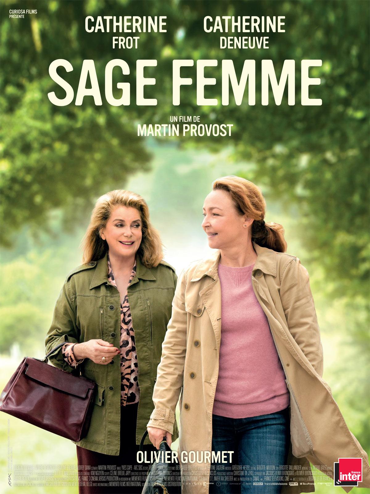 Sage femme / Martin Provost, réal. |