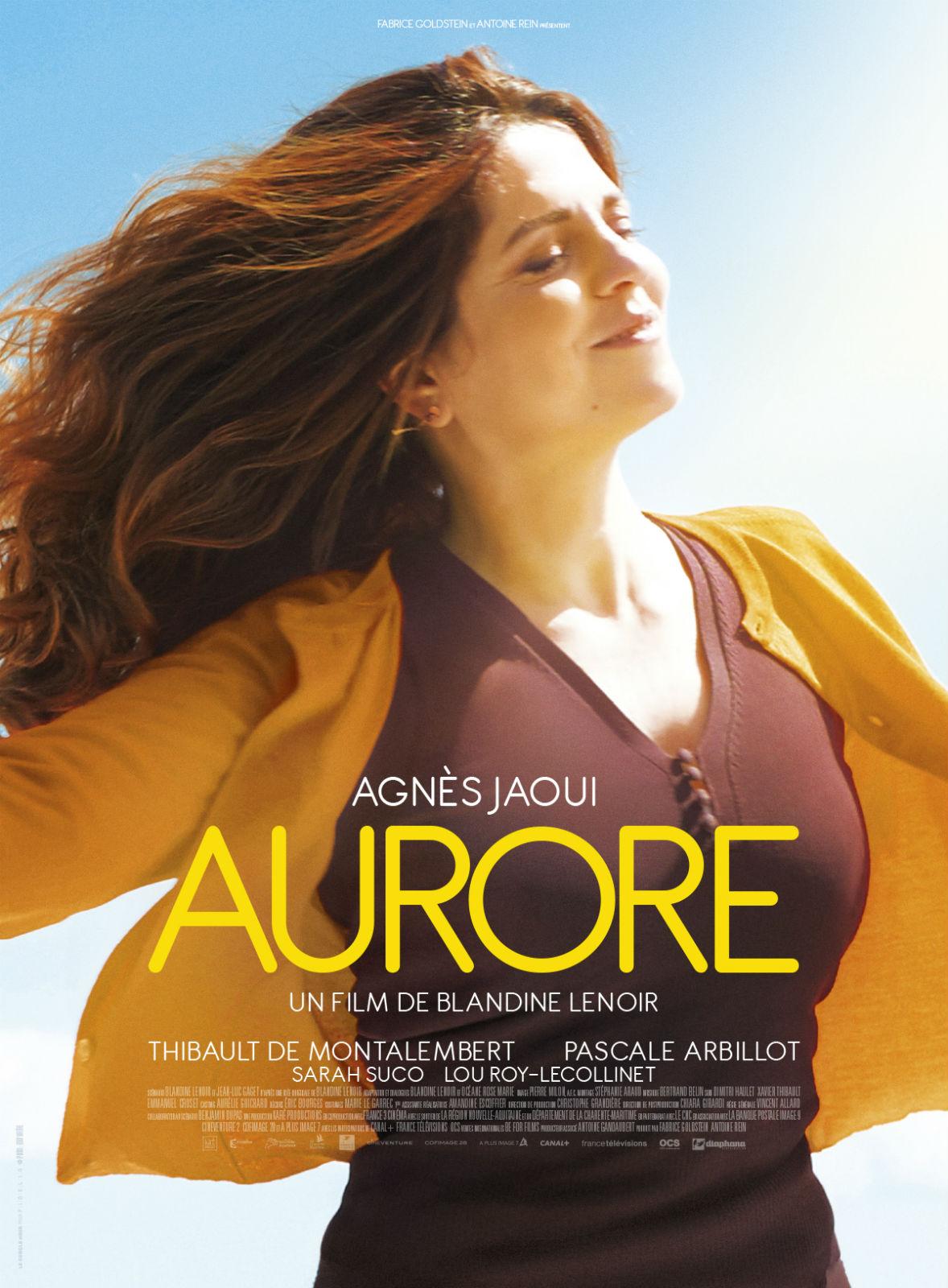 Aurore | Blandine Lenoir, Auteur adapté