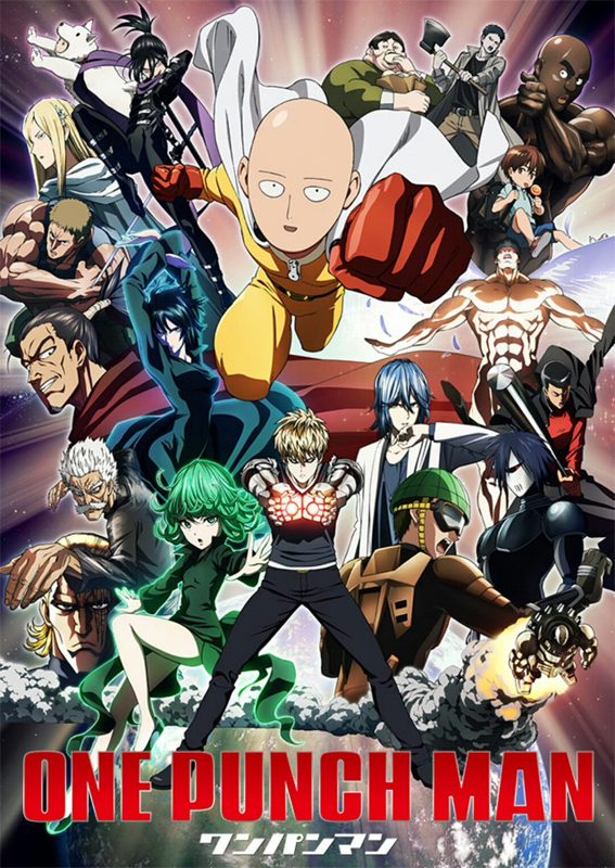 One Punch Man streaming