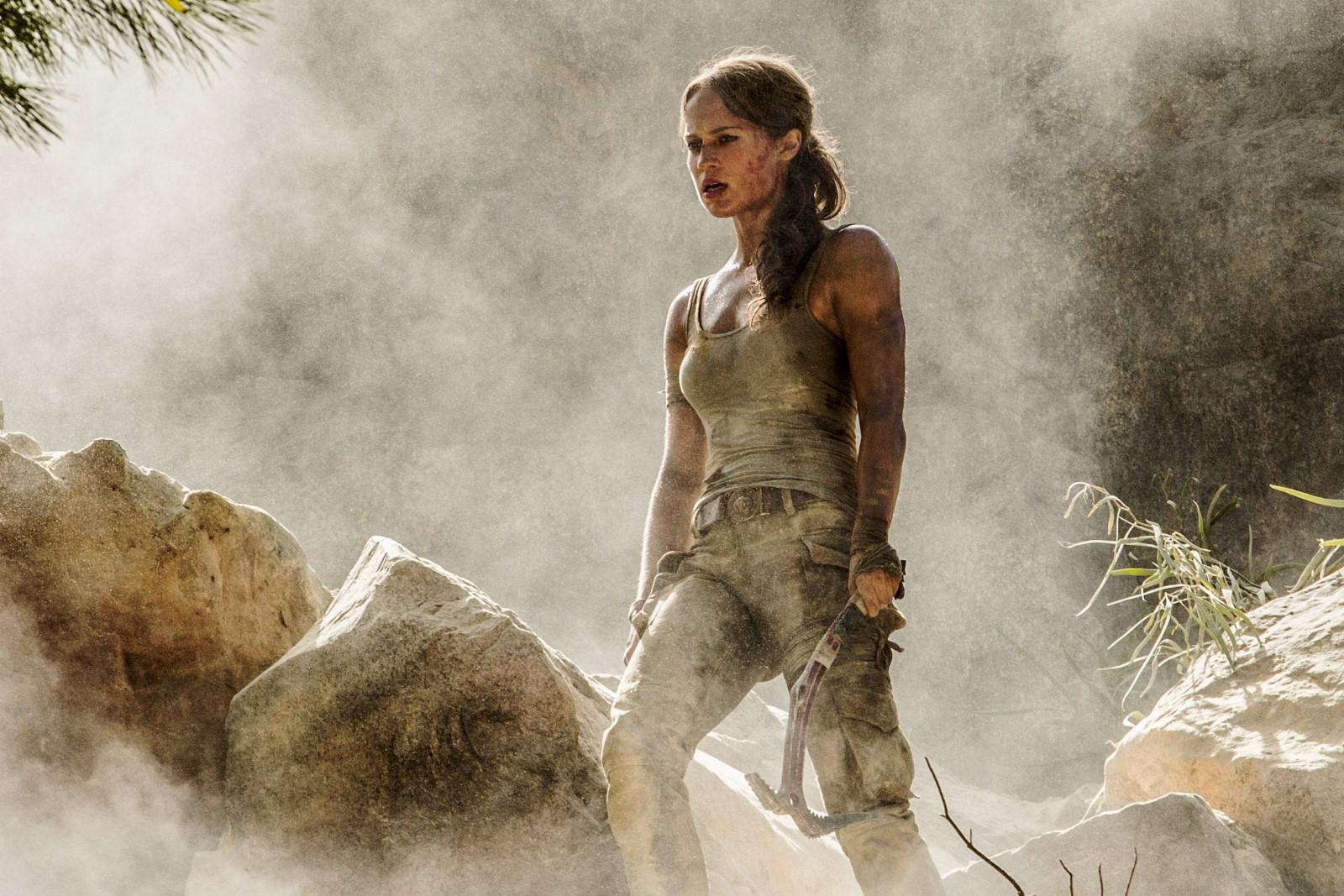 Descargar Gratis Tomb Raider